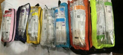 Fully Stocked/In Date Broselow Pediatric Resuscitation System Bag EMS Handtevy