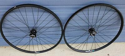 29er Ryde Trace 25mm OS disc mountain bike wheels 142x12 100x15 thru axle
