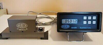 Brunson Model 454dr Electronic Level System