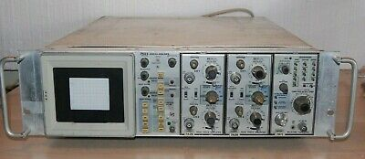 Tektronix 7903 Oscilloscope W 7a26 7b71 For Parts Or Repair
