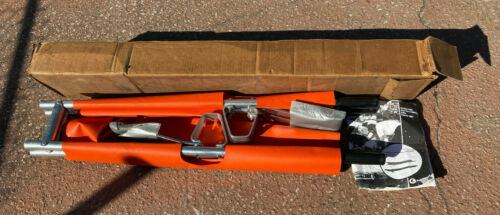 New Ferno Folding Emergency Evacuation Stretcher 108 Series includes manual