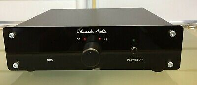 Edwards Audio SC5 Speed Controller - Upgrade for Edwards and Rega Turntables