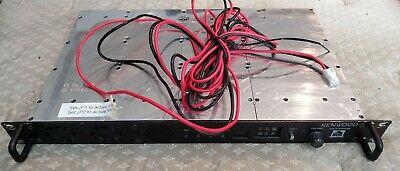 Kenwood TKR-840-1 UHF 450-480 MHz 5 Watt 32ch Radio Repeater, Powers Up