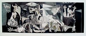 Pablo-Picasso-Estate-Signed-Ltd-Edition-Giclee-GUERNICA
