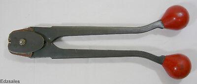 Signode Steel Strapping C3820 Manual Steel Crimper Sealer