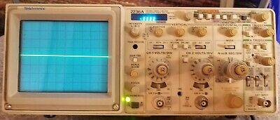 Tektronix 2236a 100mhz Oscilloscope Wcountertimerdmm