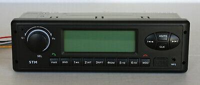 24 Volt Radio For Komatsu Dozer D61-d65 Amfmwbusbaux Bluetooth