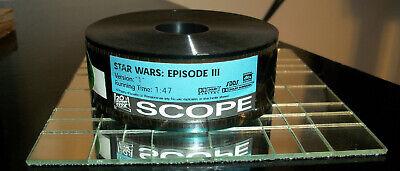 Star Wars: Episode III Revenge Of The Sith (2004) 35mm Trailer - LIKE NEW