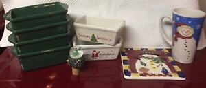 Christmas Kitchenware For Sale - Most New