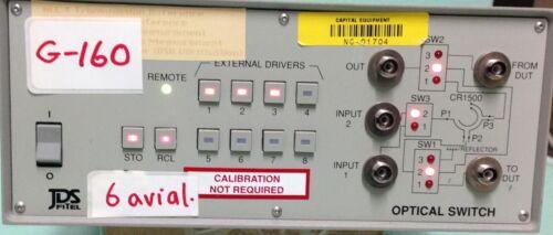 Jds Fitel Optical Switch Assembly Sa13cr-fibd4cc7
