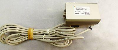 Smc Compact Pneumatic Cylinder W Sensor Ncdq2b20-25d-a73ls