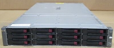 HP 448062-B21 MSA60 w//Single Power Supply