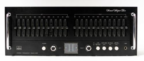Audio Dynamics ADC Sound Shaper Two Frequency Equalizer SS-2
