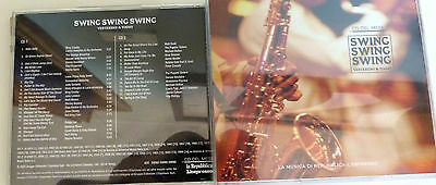 CD X 2 DOPPIO SWING SWING SWING YESTERDAY & TODAY EDITORIALE L'ESPRESSO 2007