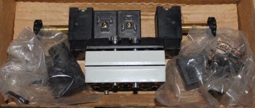 REXROTH 485 176 Pnuematic Solenoid Valve 5B11490050