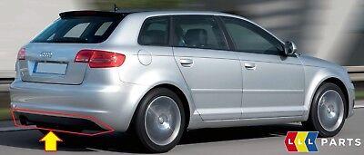 Neuf D'Origine Audi A3 Sportback 2009-2013 Pare-Chocs Arrière Bas Réflecteur d'occasion  Expédié en Belgium