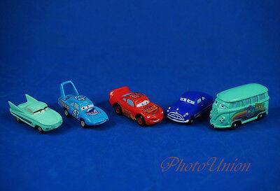 Disney Cars Fillmore Doc Lightning McQueen King Tortenfiguren Kuchendekoration 5 ()
