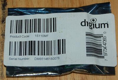 Digium 1s110mf Single Channel Station Fxs Module