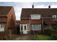 Fantastic 2 Bed Semi Detached property situated on Hollinside Road, Nookside, Sunderland