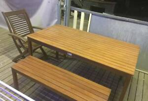 outdoor table chair dining set