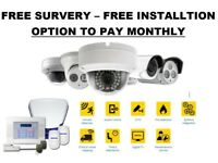 PAY MONTHLY - CCTV Alarms Access Control Fire Detection Time and Attendance System Service