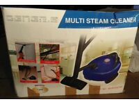Gener.8 Steam Cleaner BU/XY542743 Reduced for a quick sale!!!!