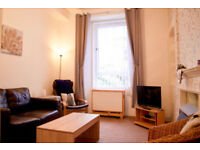 Short term flat rental in Gorgie, 50 per night see details