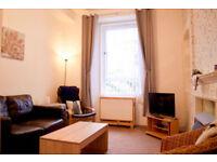 Short term 1 bedroom flat rental in Gorgie, Nov 25 - Dec 5 see details