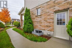 Separate private entrance basement apartment for rent!