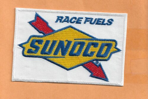 SUNOCO RACE FUELS  PATCH 4""