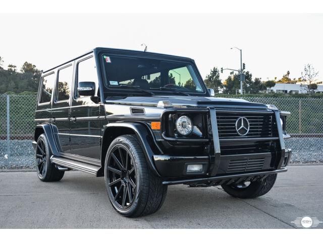 Image 1 of Mercedes-Benz: G-Class…