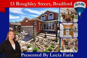 Beautiful original owner 4 bed/4bath home. Bradford