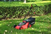 Lawn Mowing and General Yard Maintenance