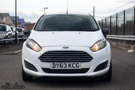 Ford Fiesta van 1.6 Diesel 2013 very low mileage 33.000 phone number 07563664559