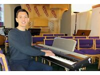 PIANO LESSONS in the comfort of your OWN home!!! Friendly, Encouraging and Lively Teacher.