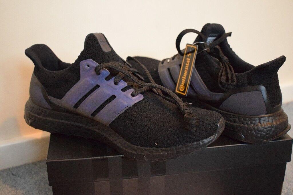 48a7efd98328c3 adidas boost xeno Adidas Ultra boost Xeno - - Triple Black ...