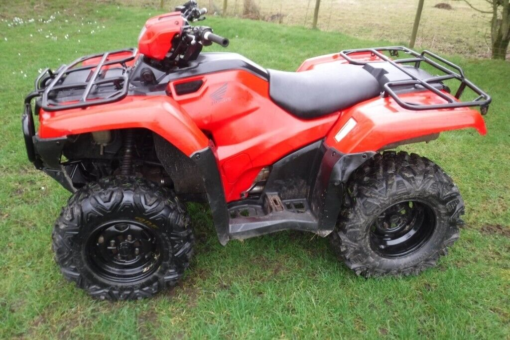 quad bike manual step by step
