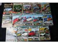 Motor Klassik Oldtimermagazin komplett von 1/1998 - 12/2011 Niedersachsen - Cloppenburg Vorschau