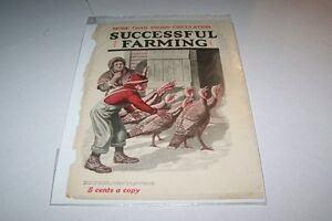 NOV-1921-SUCCESSFUL-FARMING-magazine-COVER-TURKEYS