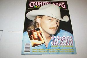 MAY-1992-COUNTRY-SONG-ROUNDUP-music-magazine-ALAN-JACKSON