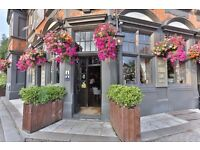 **Bubbly Outgoing Waiting Staff Required For The Royal Oak**