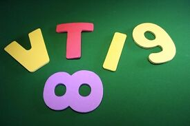 Lots of Giant / Large letters for children