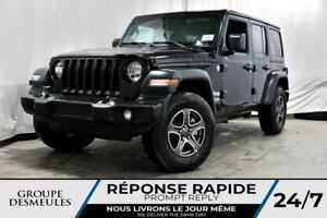 Jeep Wrangler Unlimited Cabriolet - Convertible Sport 4x4