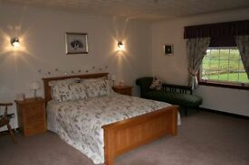 House share accommodation with one other in a beautiful countryside location