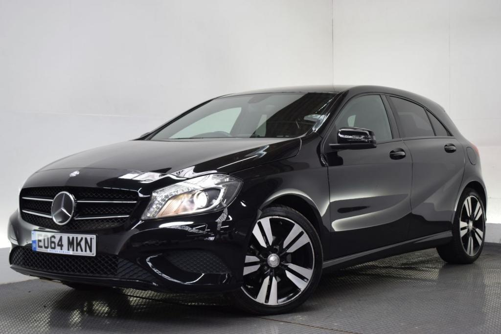 Mercedes Benz A Class 1 5 A180 Cdi Blueefficiency Sport
