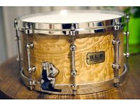 TAMA SLP G Maple 13x7 Snare Drum