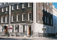 2 Person Office space In Mayfair London W1K5 | £850 p/w Premium Office Space