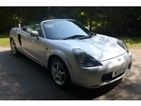 **REDUCED FOR QUICK SALE - TOYOTA MR2 1.8 ROADSTER - ONE PREVIOUS OWNER - MUST SEE**