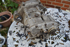 Moto Guzzi 2 speed gearbox transmission for automatic V1000 Convert