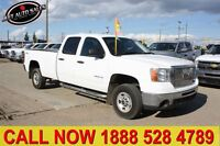 2010 GMC SIERRA 2500HD SLE 4x4 Crew Cab 8 Long Box